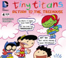 Tiny Titans: Return to the Treehouse Vol 1 4
