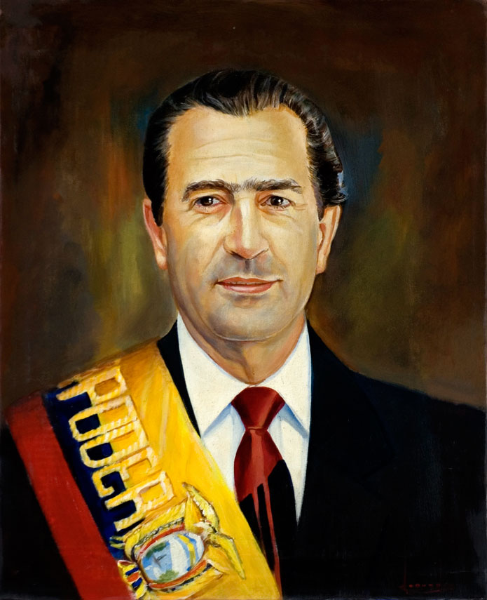 Con el nombre de Rodrigo de Borja figuran los siguientes personajes. - Rodrigo_Borja_Ceballos