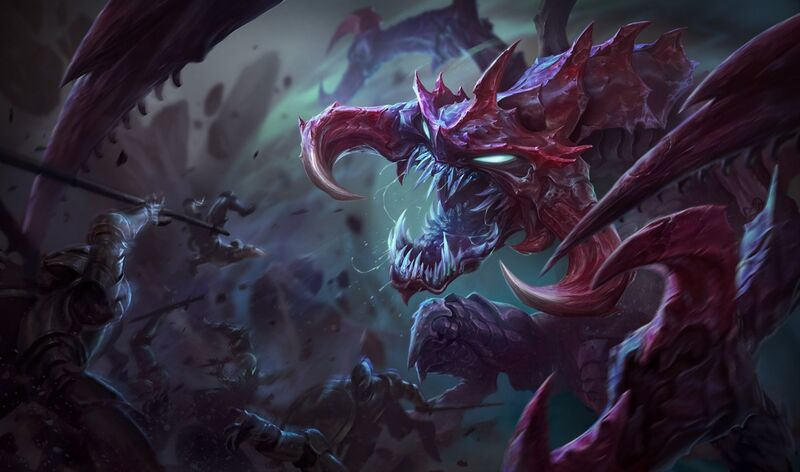 UNDERPICKED URF CHAMPION - THE BOTTOM LANE CHO'GATH