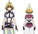 CROSS ANGE Rondo of Angel and Dragon Characters