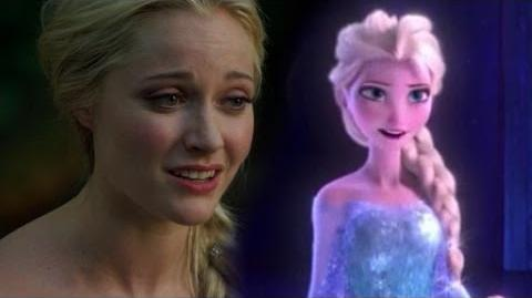 'Frozen' Characters Make Appearance in 'Once Upon a Time'
