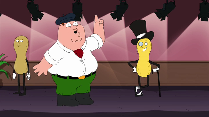 Mr Peanut Family Guy Wiki