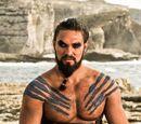 Personajes del Mar Dothraki