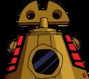 Chronosapien Time Bomb
