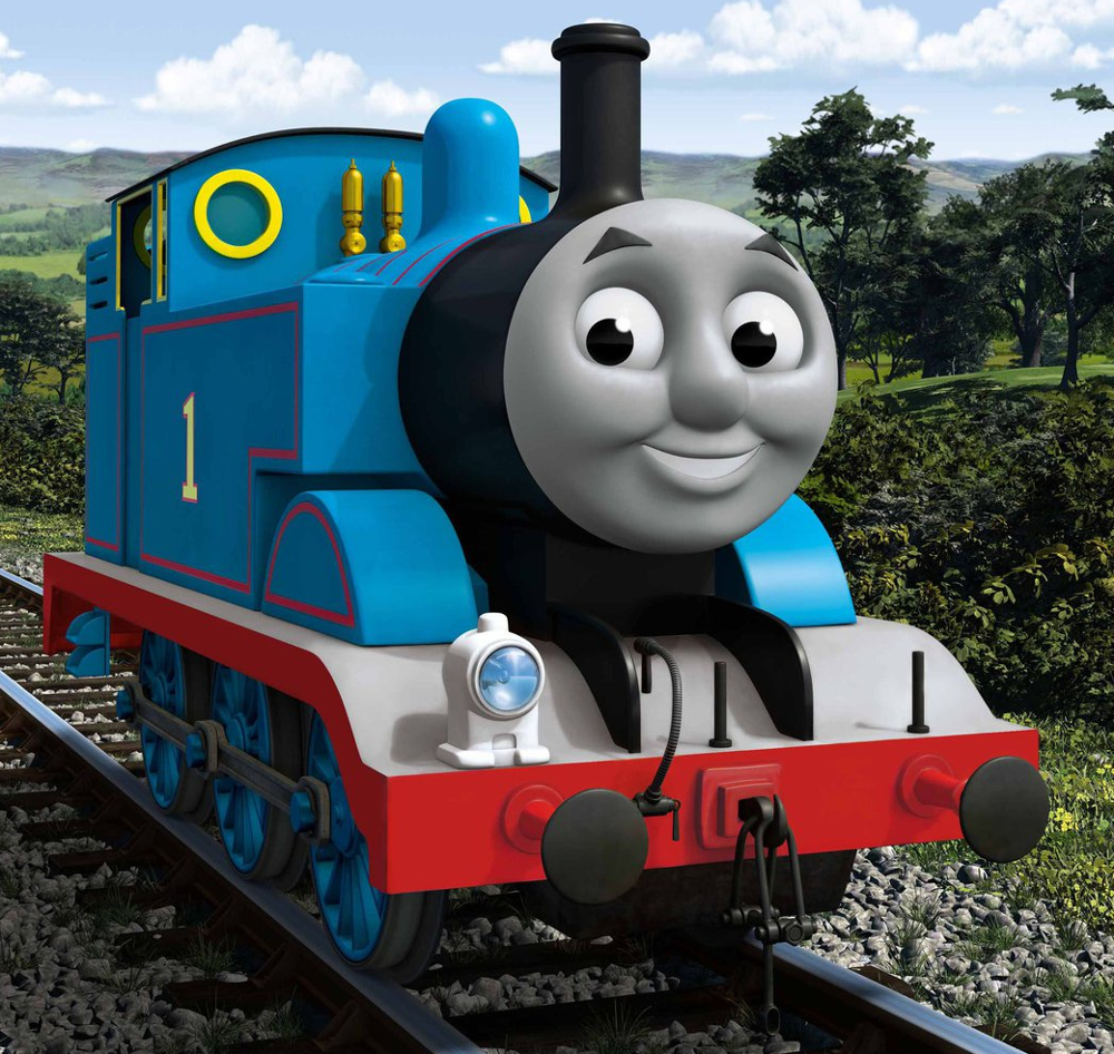 Thomas (Thomas and Friends) - Films, TV Shows and Wildlife ...