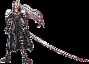 Sephiroth-FFVIIArt