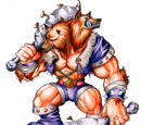 Breath of Fire II Enemy Images