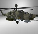 """Mil Mi-28N """"Havoc"""" (AMOK)"""
