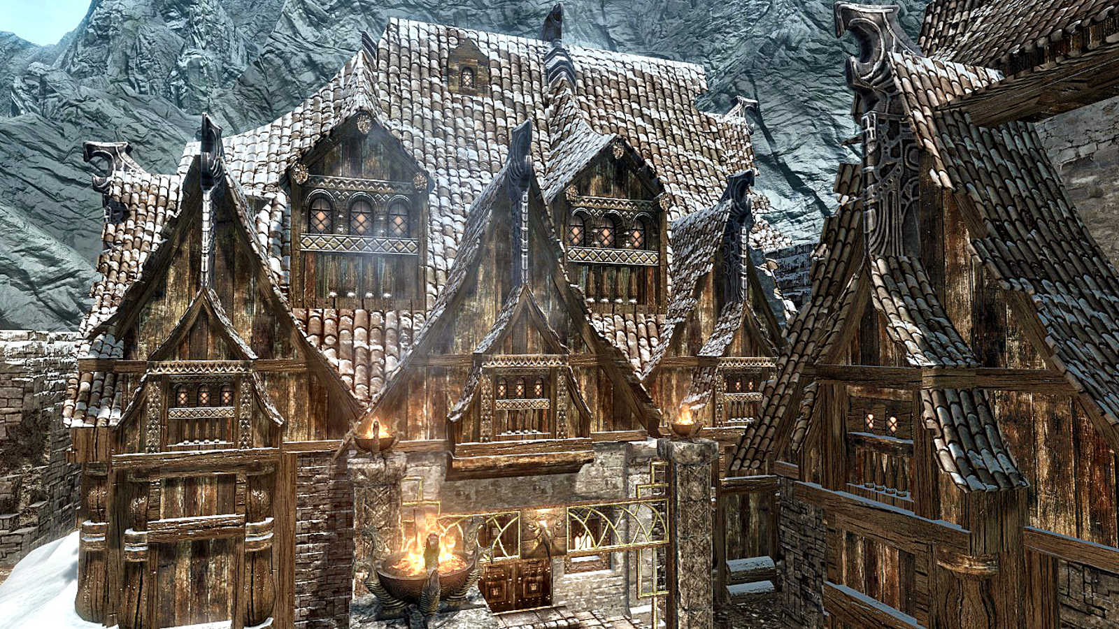 How Do You Build A Large House In Skyrim