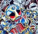 Land Raider Robots
