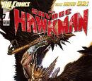 Savage Hawkman/Covers