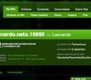 Macherie ana/Wikiano em destaque: Leonardo Neto