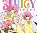 To Love-Ru Darkness: Anime Illustration Book Juicy
