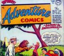 Adventure Comics/Covers