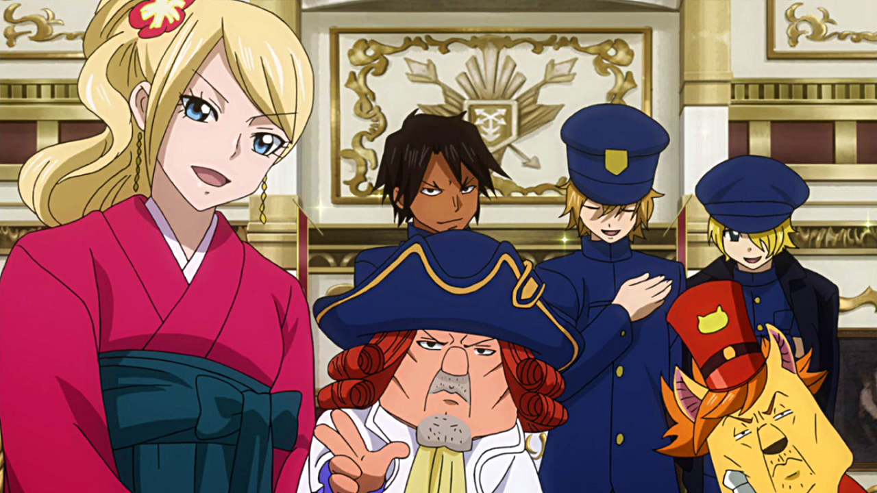 Image - Blue Pegasus Wants Yukino to Join Them.png - Fairy Tail Couples Wiki