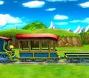 Locomotive des dieux