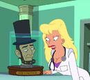 Cabeça de Abraham Lincoln