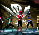 Power Rangers: Mega Samurai - The Movie