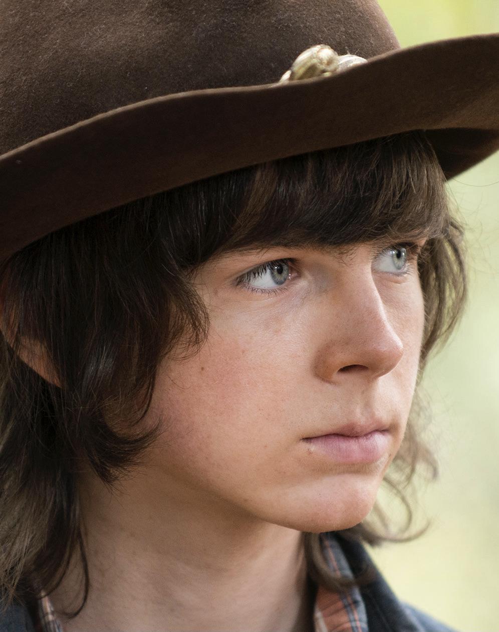 carl grimes the walking dead season 5 Car Tuning  Walking Dead Carl