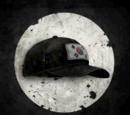 Головной убор с флагом Южной Кореи