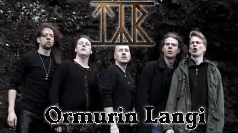 Týr - Ormurin Langi