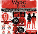 XD1/Wrong Turn Infographic Celebrates Franchise's Kill Stats