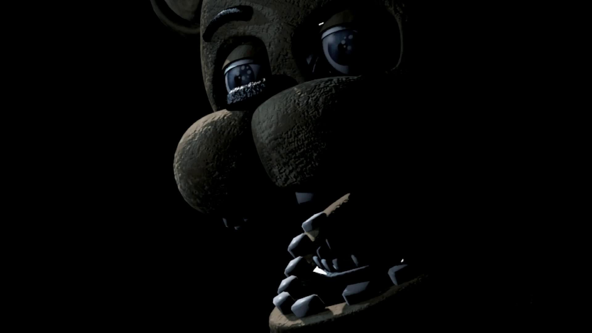 Freddy fazbear close up fnaf 2 png