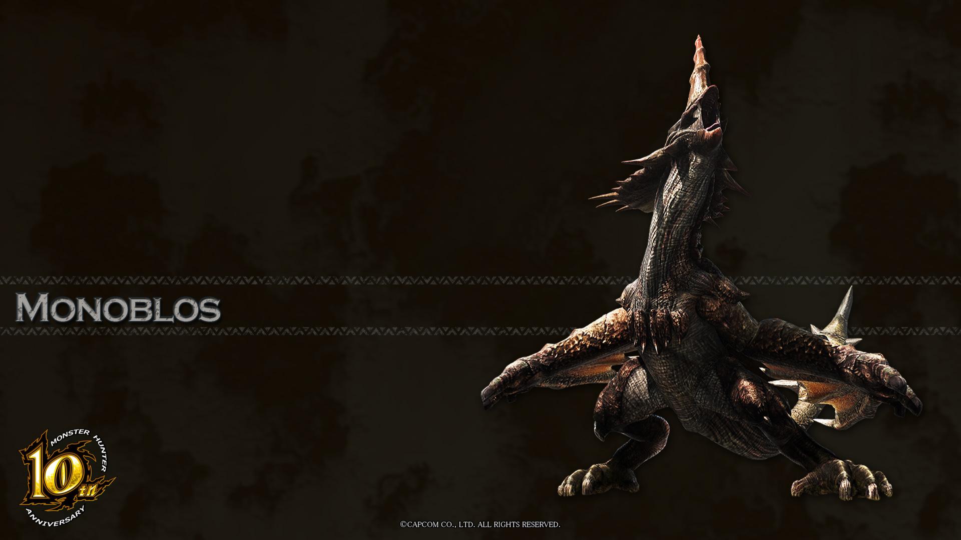monster hunter mobile wallpapers