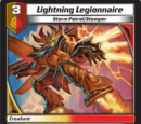 Lightning Legionnaire