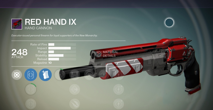 Destiny legendary hand cannon x3cb x3ehand cannon x3c b x3e users