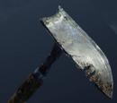 Hoe Blade