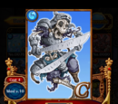 Skeleton Warrior (Water)