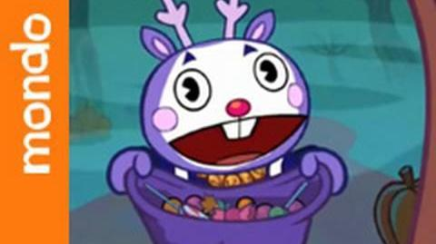 Happy Tree Friends Halloween Web-Fright - Out of Sight...