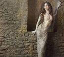 Demonio mujer-serpiente