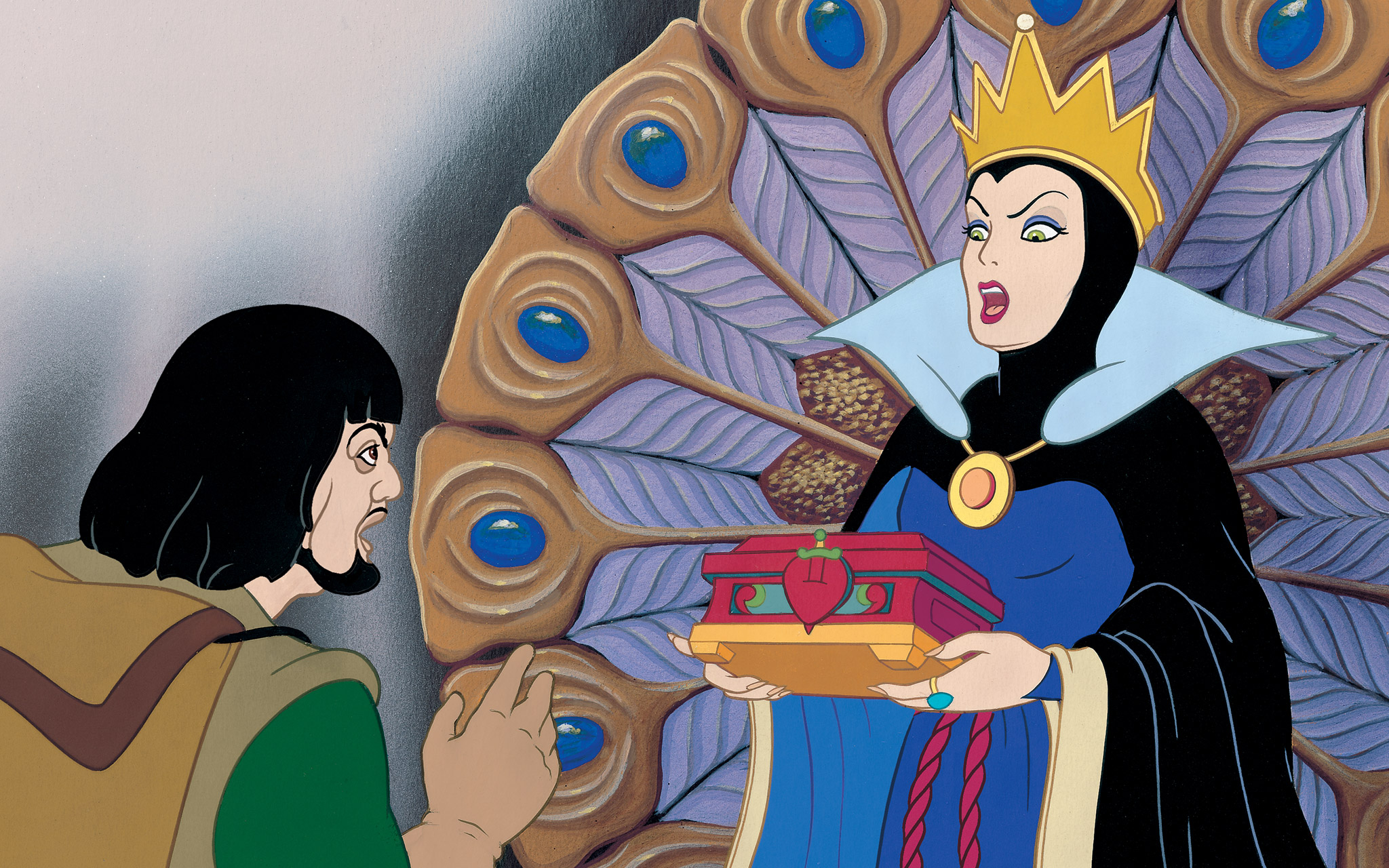 6e734c50f64 Kyle s Travel Blog  Snow White and the Seven Dwarfs