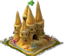 Sand Castle (holiday kit)