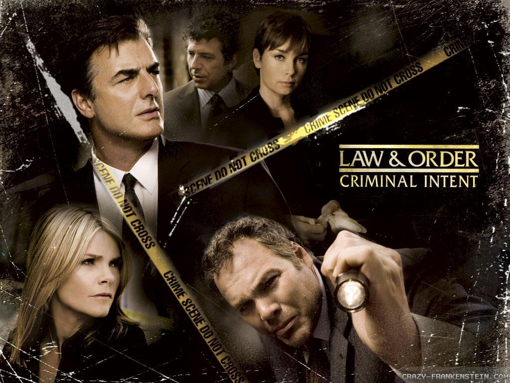 criminal intent the antithesis