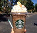Twix Frappuccino (Starbucks)
