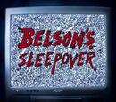 Pijamada en casa de Belson