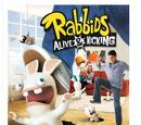 Muzyka z Rabbids: Alive & Kicking