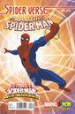 Amazing Spider-Man Vol 3 9 Marvel Animation Spider-Verse Variant.jpg
