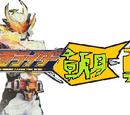 Kamen rider Zangetsu-shin