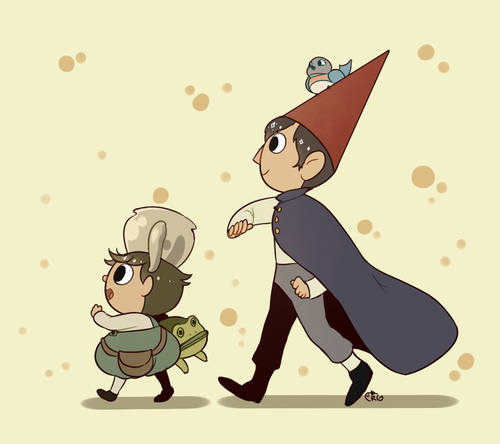 Image Exploring Over The Garden Over The Garden Wall Wiki