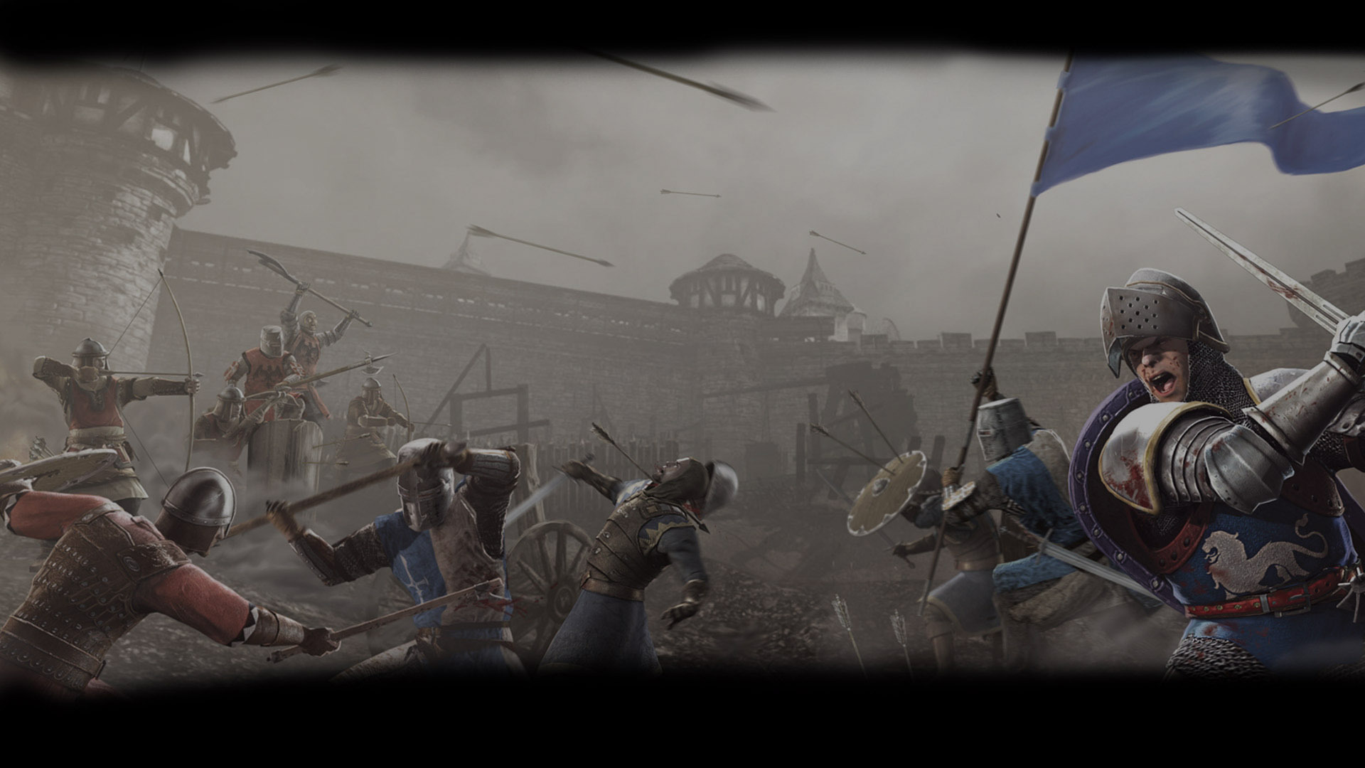 Chivalry Medieval Warfare Steam Cards images