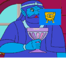 Blue Stone Harkinian VII