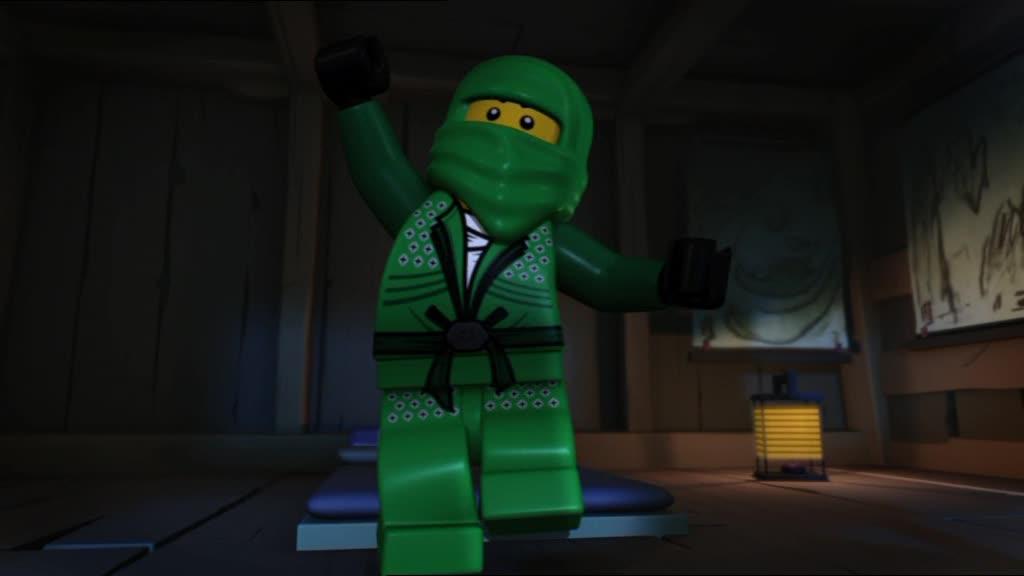 Image kai ninja vert le ninja wiki lego - Ninja vert lego ...