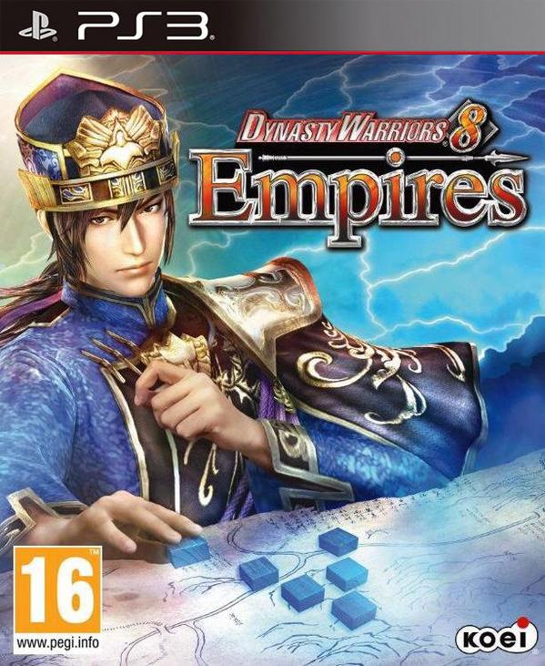 Warriors Orochi 3 Ultimate Vs Dynasty Warriors 8 Xtreme Legends: DW8E EU Cover