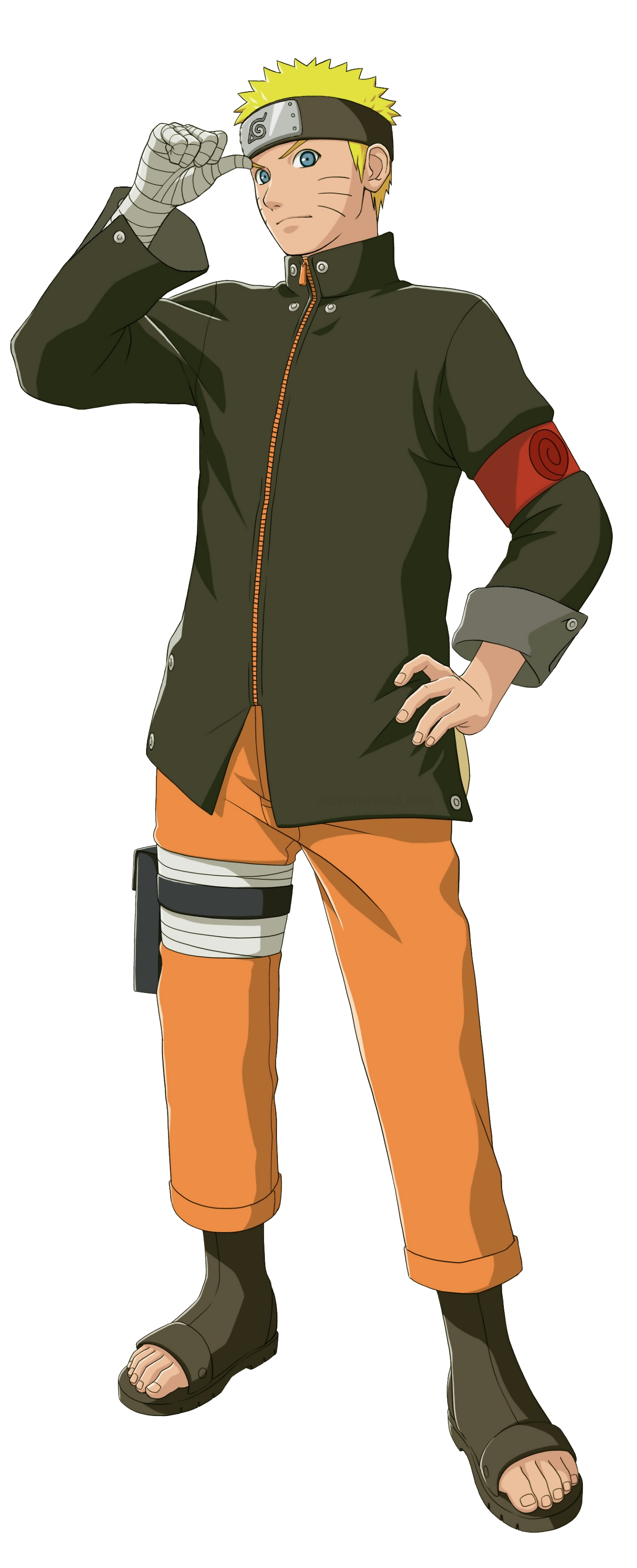 Verge Break; The Missing Link Naruto_-_The_Last