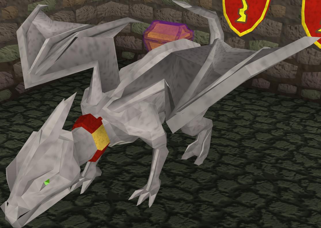 steel dragons in runescape