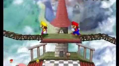 Mario vs. Oiram